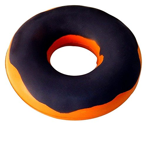 Tom David Lewis Donut Shape Squeeze Toy - Stress, Arthritis, Therapy.