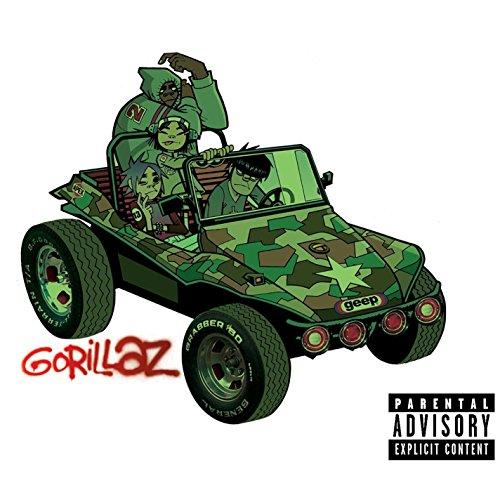 Gorillaz by Virgin
