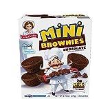 Little Debbie Mini Brownies 9. 75 oz, 20 Ct