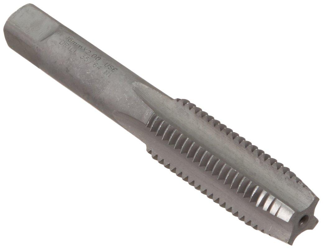 Vermont American 21160 16MM-2.00 High Carbon Steel Metric Plug Tap
