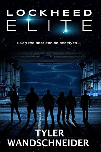 Book: Lockheed Elite by Tyler Wandschneider