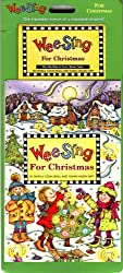 Wee Sing for Christmas Book & Cassette (Reissue) (Wee Sing)