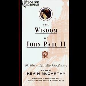 The Wisdom of John Paul II Audiobook