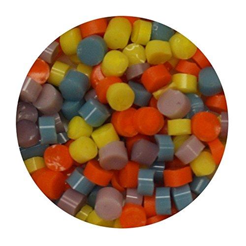 Millifiore Glass (Sorbet Dots Assortment - 90 Coe)