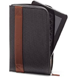 """Amazon Kindle Fire HDX 7"""" Zip Sleeve, Charcoal (fits the all new Kindle Fire HD and HDX 7"""")"""