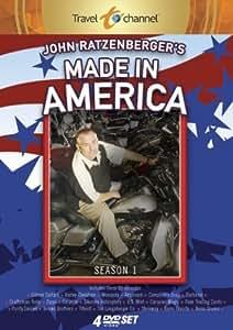 John Ratzenberger's Made in America (4 Disc Set)