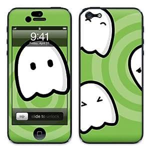 Diabloskinz B0081-0016-0002 Vinilo für piel Apple iPhone 5 / 5S Fantasma Verde