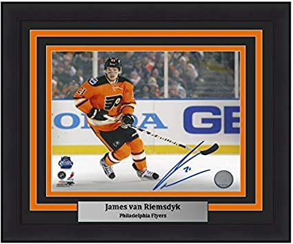 Image Unavailable. Image not available for. Color  Flyers James van  Riemsdyk 2012 Winter Classic ... e8795ac0a