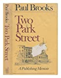 Two Park Street, Paul Brooks, 0395377749