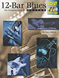 12-Bar Blues Guitar: All-In-One Combo Pack (Book/2 Cds/ 1 Dvd)