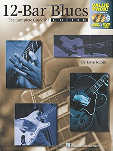 Book 12-Bar Blues - All-in-One Combo Pack