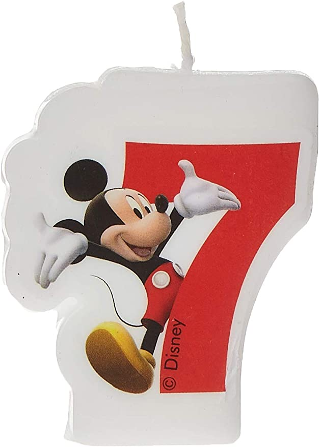 Amazon.com: Disney Unique Party 71224 Mickey Mouse Birthday ...
