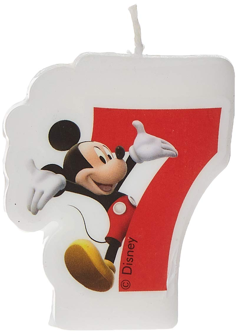 Party Discount - Vela para Tartas Mickey Mouse (71230)