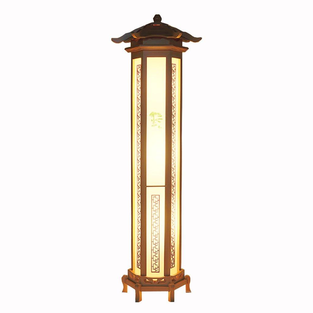 XUANLAN Lámparas de pie clásicas Sala de Estar Sala de ...