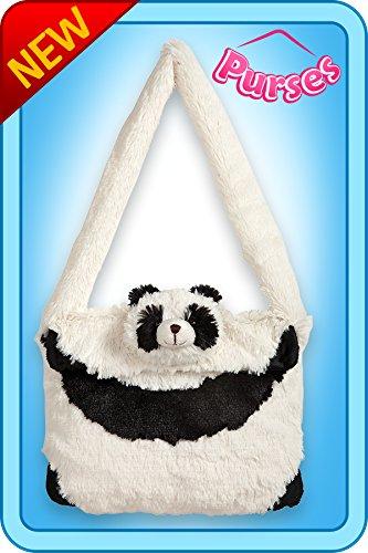 Pillow Pets Purse Panda Toy Gift
