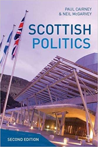 Book Scottish Politics by Prof Paul Cairney (2013-07-30)