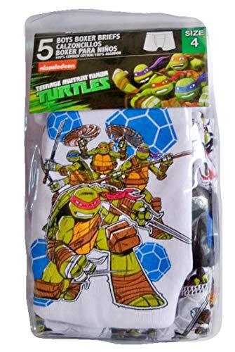 ninja turtle boxer briefs boys - 7
