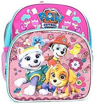 Paw Patrol Girls Shine Girl's 12 inch Mini Backpack