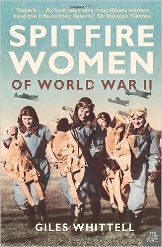 Book Spitfire Women of World War II