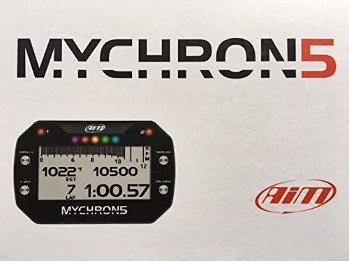 AiM MyChron 5 w Cylinder Head Temp, GPS, WiFi, 4GB