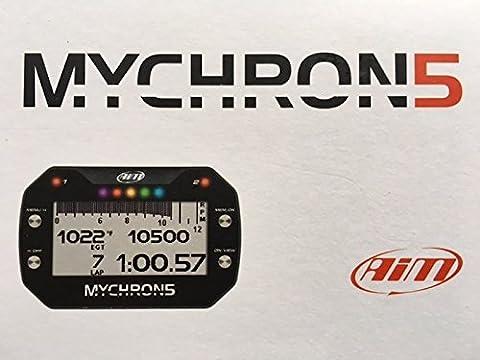 AiM MyChron 5 w/ Cylinder Head Temp, GPS, WiFi, 4GB … (5 Cylinder)