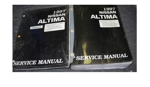 altima service manual