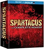 Spartacus: The Complete Series [Blu-ray + UltraViolet]