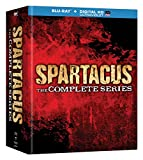 Spartacus: The Complete Collection on Blu-ray, Digital HD, DVD Sep 16