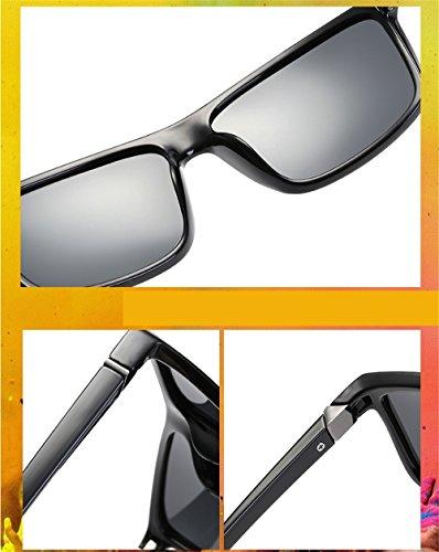 el Bendwy Gafas Gafas de de hombres de sol la UV Gafas al sol conductor de D Color polarizadas deportes los de aire de los conducen protección D libre sol que r8wrAxOdq
