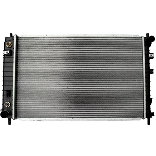 SCITOO Radiator 2798 for 2004-2007 Saturn Vue Base Sport Utility 4-Door 134Cu./145Cu. In. l4 GAS DOHC Naturally Aspirated 2.2L 3.5L by Scitoo