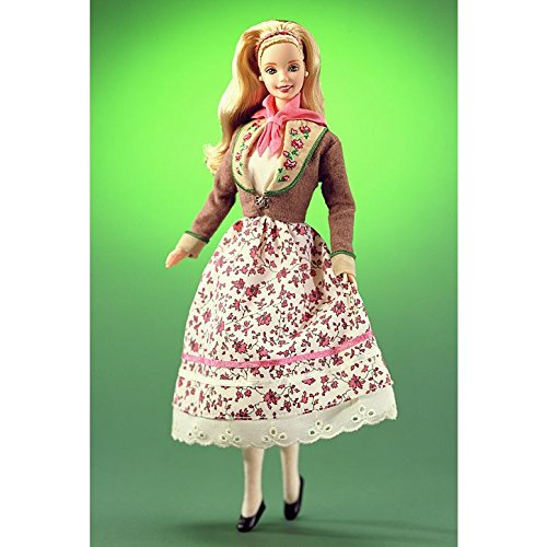 Barbie Dolls of the World Collector Edition Austrian Barbie (1998)