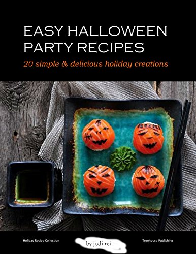 Easy Halloween Recipes: Simple and delicious party food