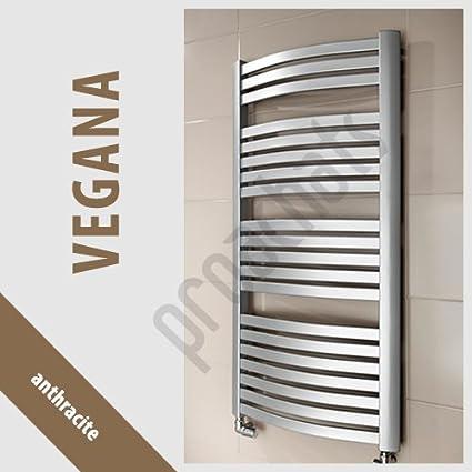 Estufa DE secado DE toallas DE baño VEGANA V-8/40 mm, 480