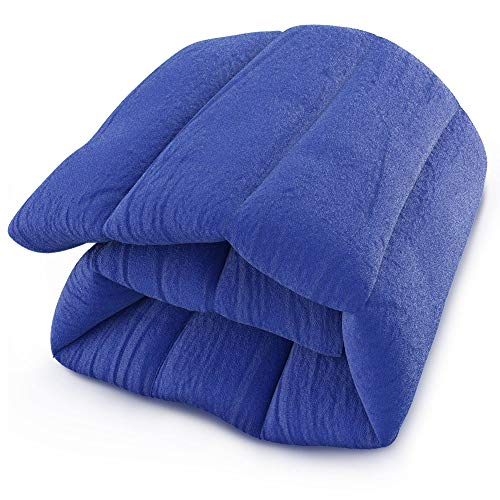 (Heating Pad Microwavable Natural Moist Heat Therapy Warm Compress Pad for Back, Neck and Shoulders, Nerve, Cramps, Lower Lumbar Pain Relief Large by ComfortCloud)