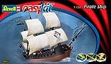 Revell Germany Pirate Ship Easy Model Kit