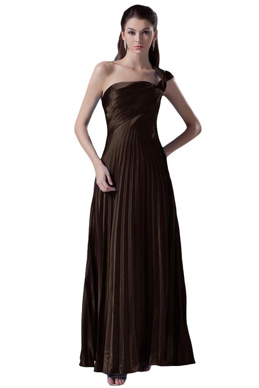 Sunvary Vintage One Shoulder Bodice Sheath Mermaid Mother of Bride Dresses