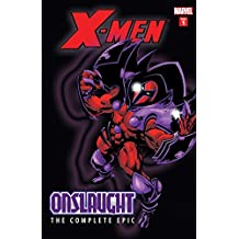 X-Men: The Complete Onslaught Epic - Book One: 1