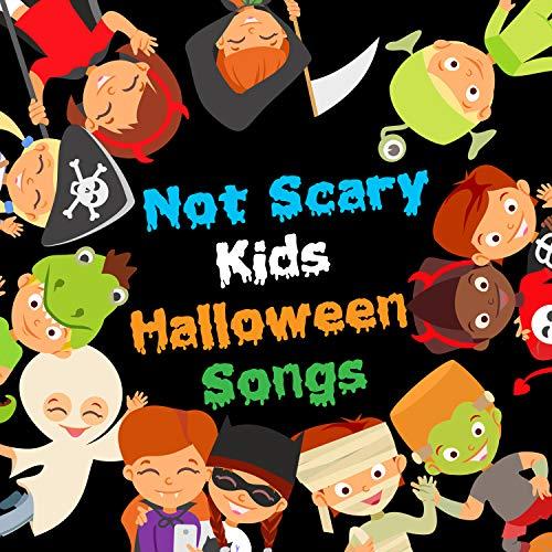 Scary Halloween Beats (Not Scary Kids Halloween)