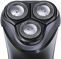 Philips PT725 - Afeitadora (Rotación, 3 piezas, Negro, Gris, Mains ...