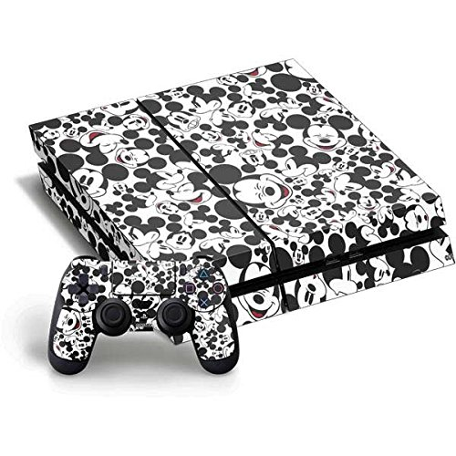 Mickey Mouse PS4 Horizontal Bundle Skin - Mickey Mouse Vinyl Decal Skin For Your PS4 Horizontal Bundle