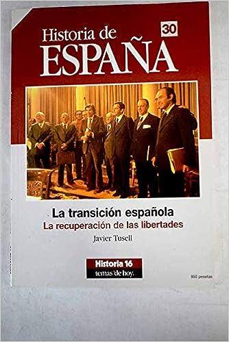 La transicion española (historia de España; t.30): Amazon.es ...