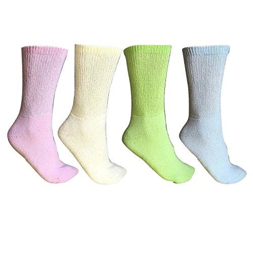 Diabetic Socks 6 PRS Non Binding Won't Limit Circulation