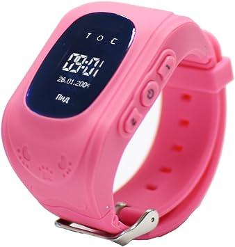 Reloj para Niños Q50, 9Tong Reloj Infantil Pulsera Inteligente ...