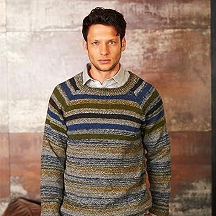 Amazon Stylecraft Mens Sweaters Vintage Look Knitting Pattern