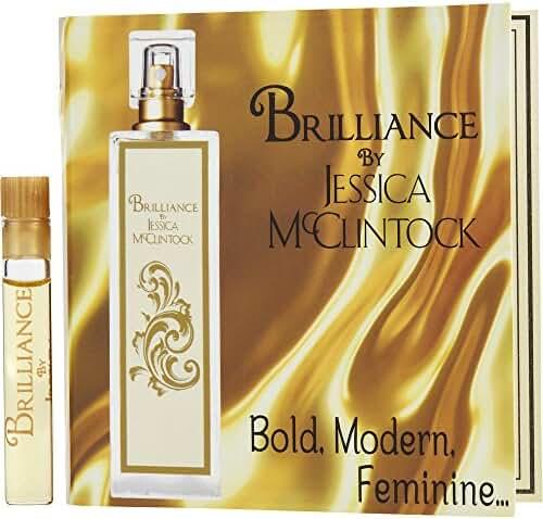 JESSICA MC CLINTOCK BRILLIANCE by Jessica McClintock EAU DE PARFUM VIAL ON CARD MINI (Package Of 4)