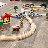 KidKraft Figure 8 Train Set Gift for Ages