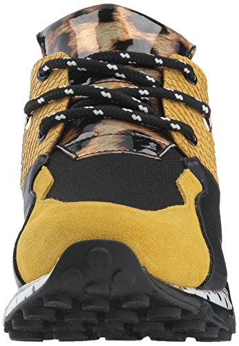 Yellow Sneakers Multy Steve By Madden Cliff Multi wZTqqvtf