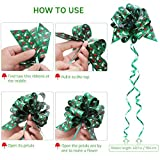 Lvcky 24pcs Gift Wrap Bows Bows Set Pull Bows for Christmas and Birthday