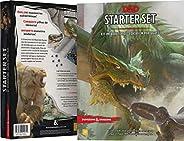 Dungeons & Dragons - Starter Set - Kit Introdutório Edição Em Português Galápagos J