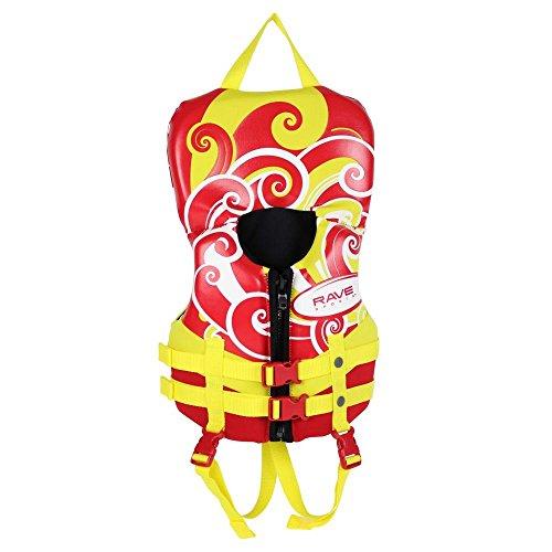 Infant Vest Neo (Rave Infant Neo Life Vest (Red/Yellow))